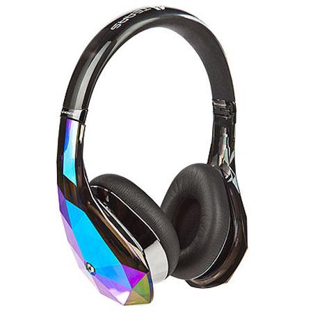 Monster Diamond Tears Edge On Ear Headphones  208 - 588