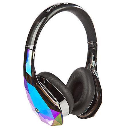 Monster Diamond Tears Edge On Ear Headphones  48 - 286