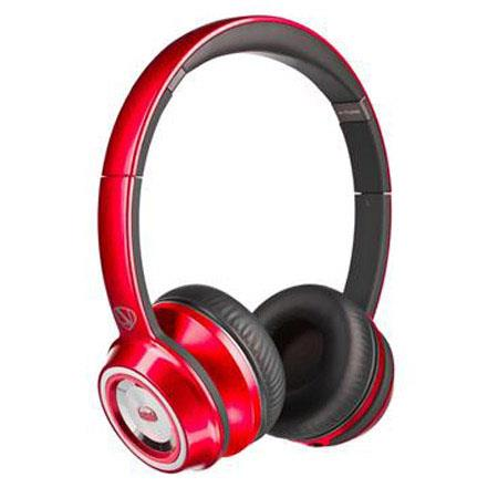 Monster NCredible Ntune Candy On Ear Headphones Built Mic Ohms m Tangle Free Cable NFC Ready Devices 177 - 336