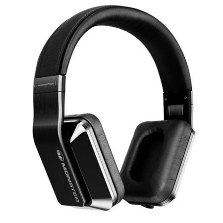 Monster Inspiration Active Noise Cancelling Over Ear Headphones Titanium 208 - 588