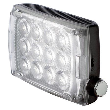 Manfrotto Spectra Flood LED Fixture K Color Temperature deg Beam Angle 48 - 392