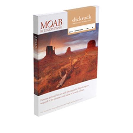 Moab Slickrock Metallic Pearl gsm Inkjet Paper RollRoll Resin Coated 28 - 388