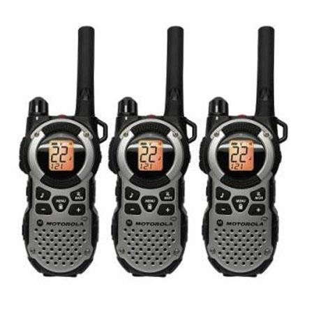 Motorola Talkabout MTTPR Two Way Radios miles Range Weatherproof IP Pack 134 - 581