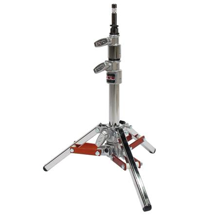 Matthews Mini Preemie Baby Double Riser Steel Stand Supports lbs Maximum Height Chrome 164 - 666