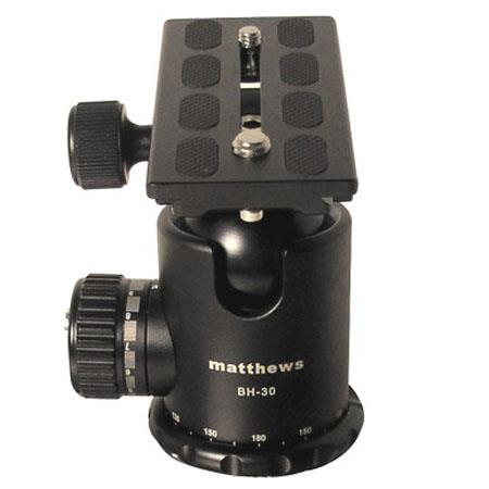 Matthews BH Ball Head Quick Release System Supports lbs 103 - 6