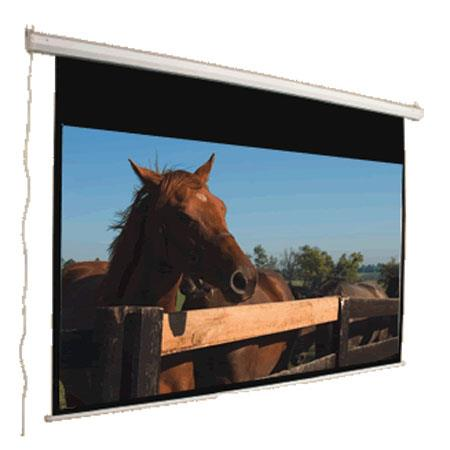 MustangMotorized Front Projection Screen Diagonal Aspect Ratio 250 - 243