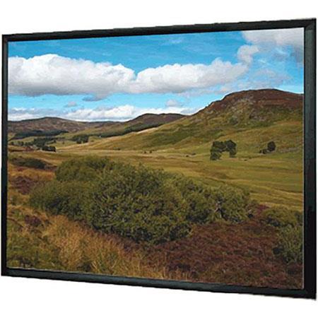 MustangFixed Frame Projection Screen NTSC Video Aspect Ratio Diagonal Screen Matte 139 - 165