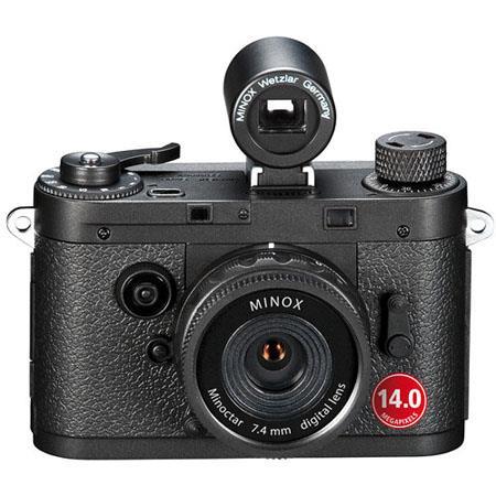 MinoDigital Classic Camera DCC megapixel CMOS SensorDigital Zoom SDHC Card up to GB TFT Color Displa 224 - 143
