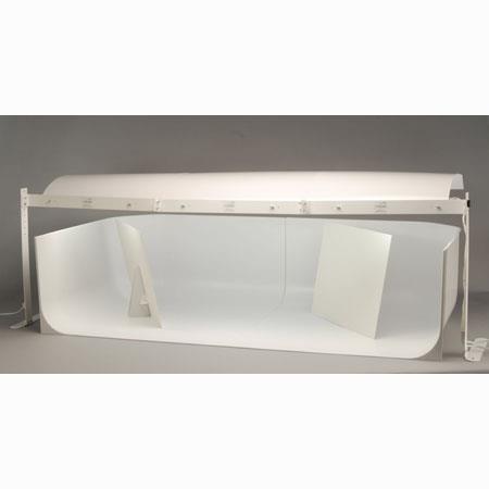 MyStudio Deluxe Tabletop Photo Studio K Lighting Background Modules 159 - 316
