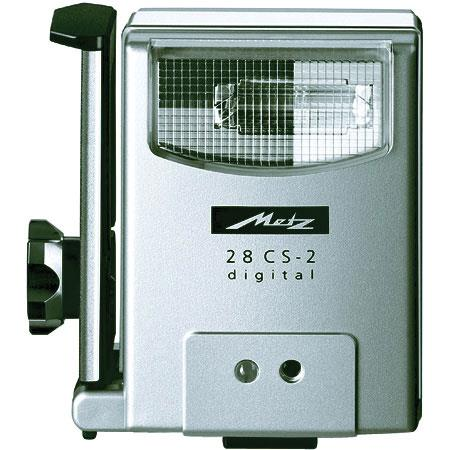 Metz Mecablitz CS Digital Slave Flash Compact Digital Cameras 8 - 62