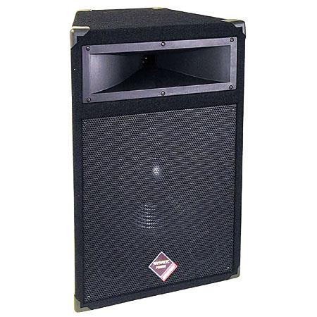 Nady ProPower Series PTS Watt Way Full Range Trapezoid Speaker WooferHorn 194 - 256