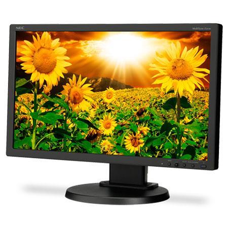 NEC Eco Friendly Widescreen LCD Desktop MonitorNative Resolution ms Response Time VGADVI DDisplayPor 291 - 288