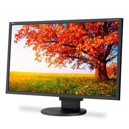 NEC EAWMI LED Backlit Widescreen Desktop Monitor IPS Panelcdm Contrast Ratio DisplayPortHDMIDVI DVGA 83 - 442