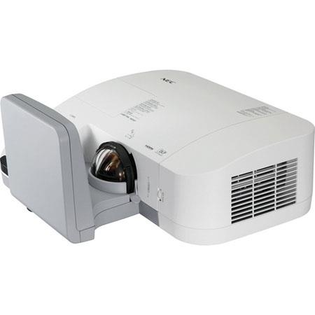 NEC NP UX Lumens Ultra Short Throw Projector DLP DMD Display XGAResolution Contrast Ratio 57 - 472