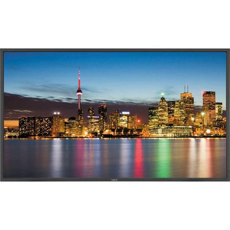 NEC Professional Grade Large Screen Display Contrast RatioResolution Hz Refresh Rate Integrated Spea 7 - 343