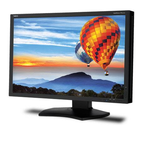 NEC Professional Wide Gamut Graphics Desktop Monitorcdm Brightness Contrast Ratio ms Response Time D 73 - 192