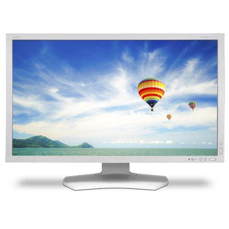 NEC MultiSync PAW Color Accurate LCD Desktop DisplayContrast DisplayPortMini DisplayPortHDMIDVI DUSB 56 - 83