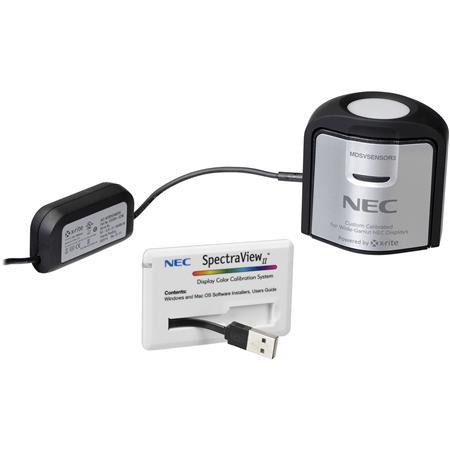 NEC Display Calibration Bundle 105 - 456
