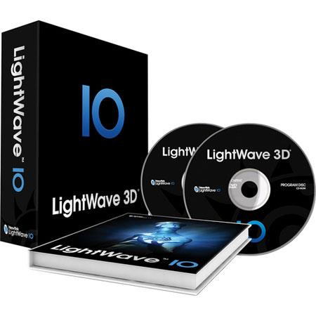 NewTek LightWave D Software Upgrade Electronic Manual Upgrade from LightWave or  387 - 44