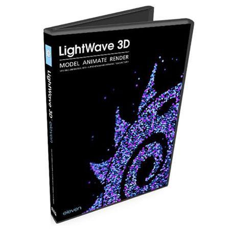 NewTek LightWave D Educational Edition Add Seats Upgrade 16 - 654