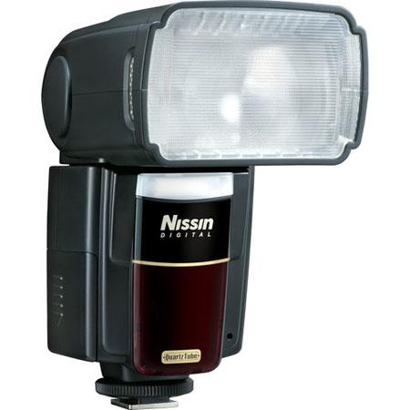 Nissin mg Extreme Digital Flash Canon Quartz Tube Over Continuous Full Power Flashes without Overhea 87 - 699