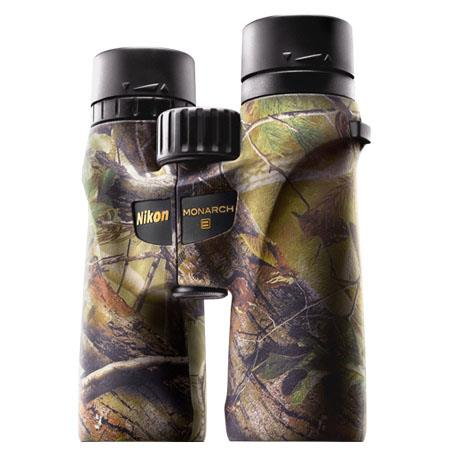 NikonMonarch All Terrain Water Proof Roof Prism Binocular Angle of View Realtree APG Camouflage USA 81 - 358