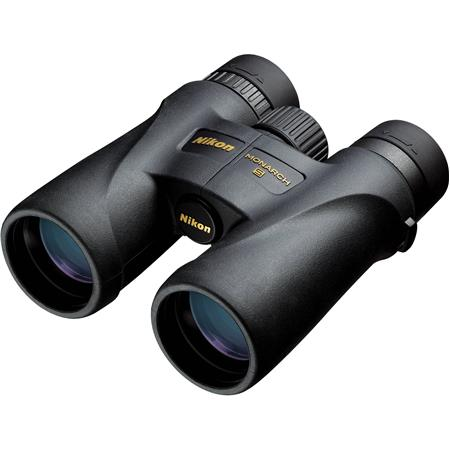 NikonMonarch Water Proof Roof Prism Binocular Angle of View USA 192 - 740