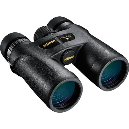 NikonMonarch All Terrain Water Proof Roof Prism Binocular Angle of View USA 63 - 779