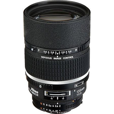 Nikon f AF D DC Nikkor Lens Hood Nikon USA Warranty 129 - 589