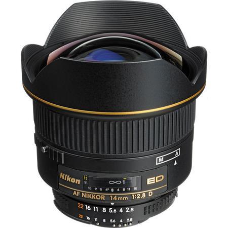 Nikon fD ED AF Nikkor Lens Grey Market 140 - 233