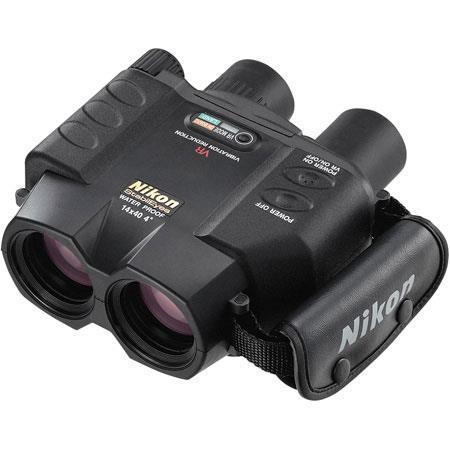 NikonStabilEyes VR Water Proof Porro Prism Binocular Degree Angle of View USA 65 - 671