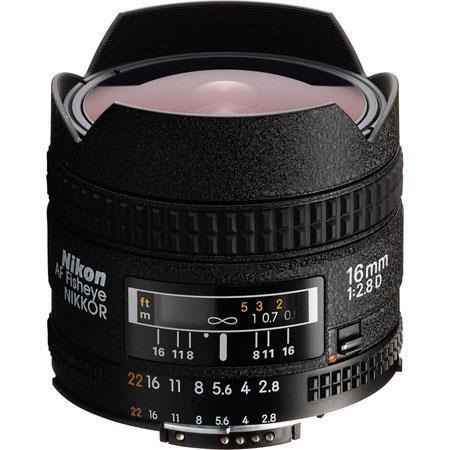 Nikon fD ED AF Nikkor Lens Grey Market 223 - 196