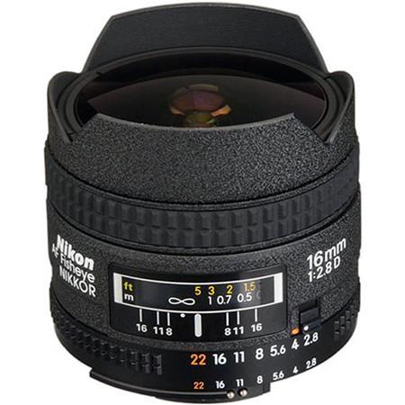 Nikon fD ED AF Nikkor Lens Nikon USA Warranty 125 - 627