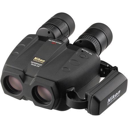 NikonStabilEyes VR Water Proof Roof Prism Binocular Degree Angle of View USA 51 - 80