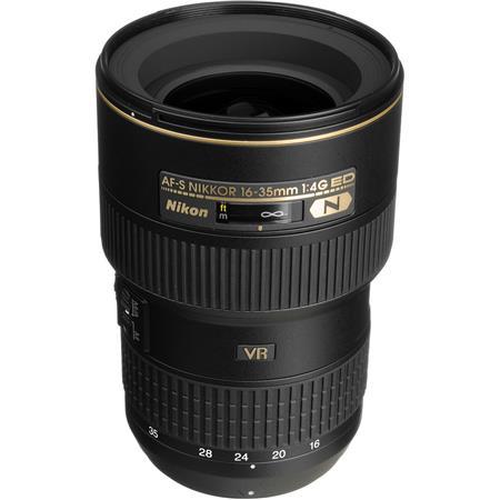Nikon FG AF S ED VR II Vibrationuction Zoom Lens Nikon USA Warranty 111 - 161
