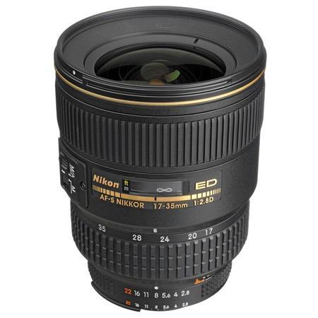 Nikon fD ED IF AF S Super Wide Angle Zoom Nikkor Lens Nikon USA Warranty 88 - 539