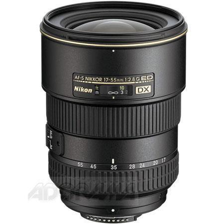 Nikon fG ED IF AF S DX Zoom Lens FDSLR Cameras Grey Market 44 - 526