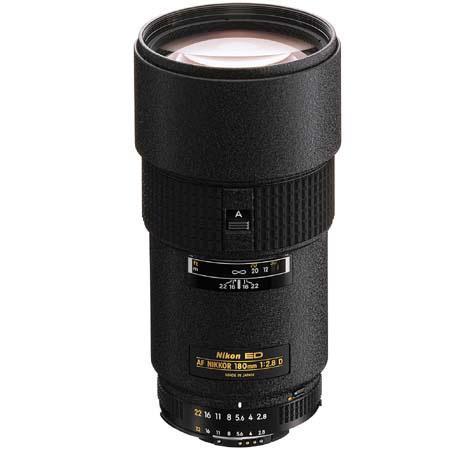 Nikon fD ED IF AF Nikkor Lens Grey Market 116 - 796
