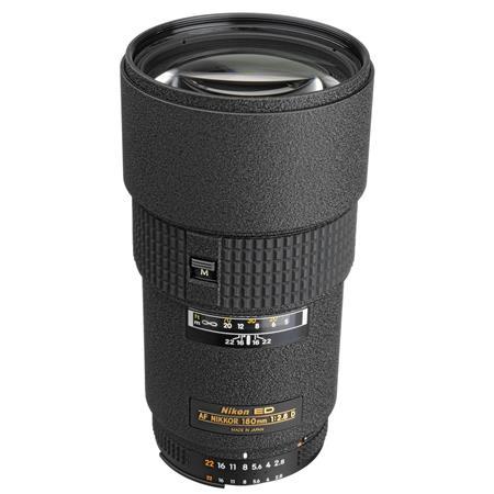 Nikon fD ED IF AF Nikkor Lens Nikon USA Warranty 125 - 627