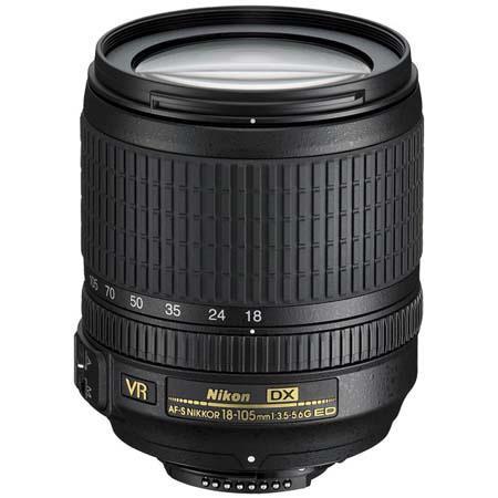 Nikon f G ED AF S DX VR Vibrationuction Lens FDSLR Cameras Nikon USA Warranty 229 - 192