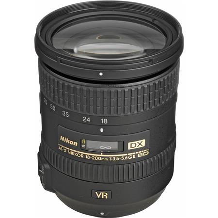Nikon f G ED IF AF S DX VR Lens Nikon USA Warranty 157 - 159
