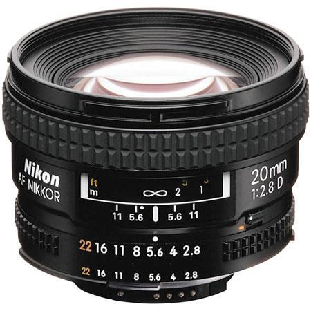 Nikon fD AF Nikkor Lens Grey Market 218 - 169