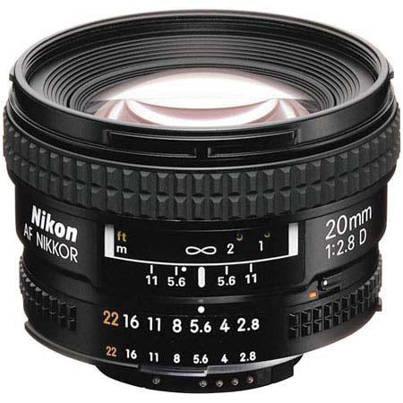 Nikon fD ED AF Nikkor Lens Refurbished Nikon USA 163 - 94