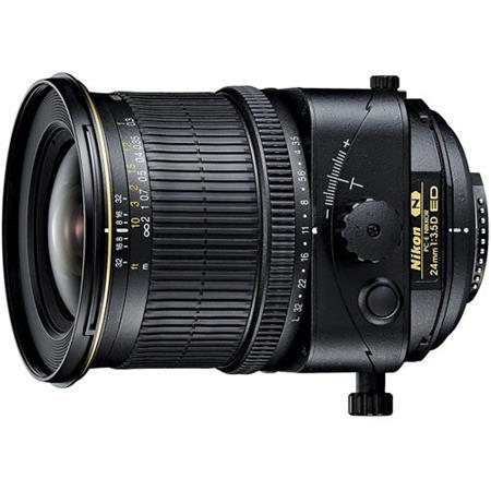 Nikon fD ED Perspective Control E Nikkor Aspherical Lens Nikon USA Warranty 75 - 702