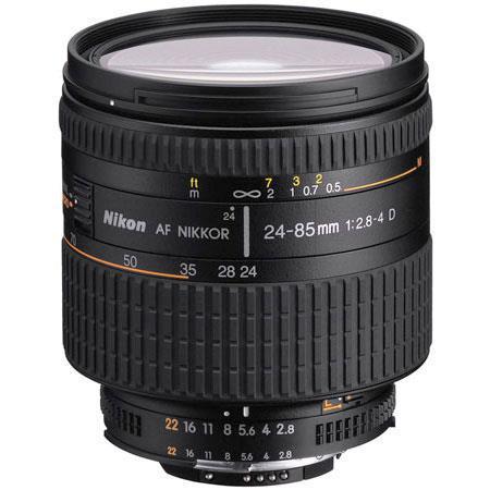 Nikon f IF AF D Nikkor Lens Hood Grey Market 181 - 241