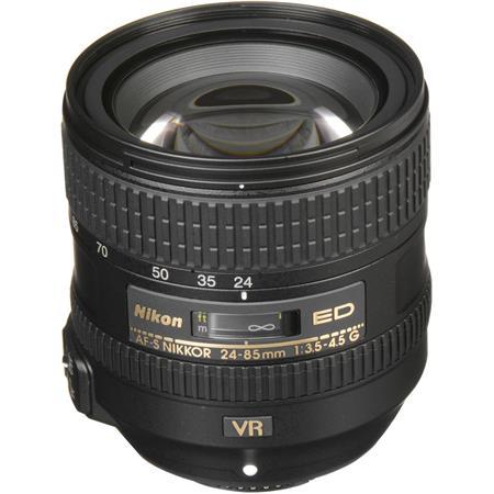 Nikon f G ED AF S VR Nikkor Lens Nikon USA Warranty 118 - 176
