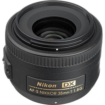 Nikon fG AF S DX Nikkor Lens DSLR Cameras USA Warranty 119 - 453