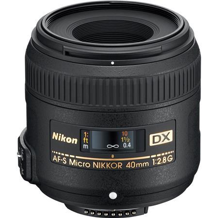 Nikon fG AF S DX Micro Nikkor Lens USA Warranty 109 - 448