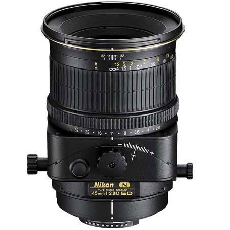 Nikon f Perspective Control E Nikkor Aspherical Manual Focus Lens Refurbished Nikon USA 67 - 679