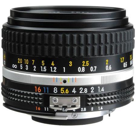 Nikon f Nikkor Ai S Manual Focus Lens Grey Market 29 - 233